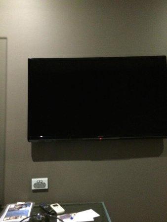 Junction Hotel : Large LED TV