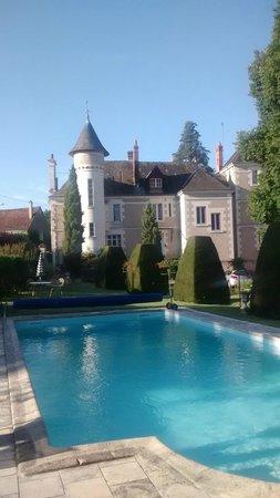Le Moulin de Francueil: Hotel Moulin de Francueil