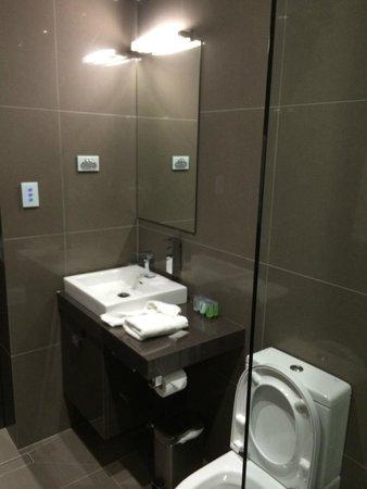 Junction Hotel : Wash