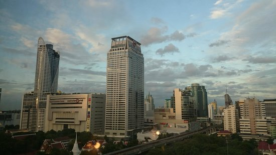 Novotel Bangkok on Siam Square: View from room