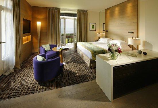 Hotel Ermitage - Evian Resort: Suite Vue Lac