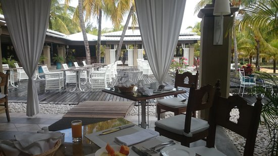Paradise Cove Boutique Hotel: Main Restaurant