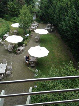 Garten - Hotel Am Kloster