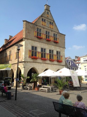 Hotel Am Kloster: Rathaus / Mayors House - Werne