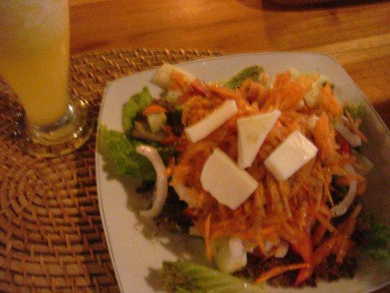 Fair Warung Bale - Fair Future Foundation: salad