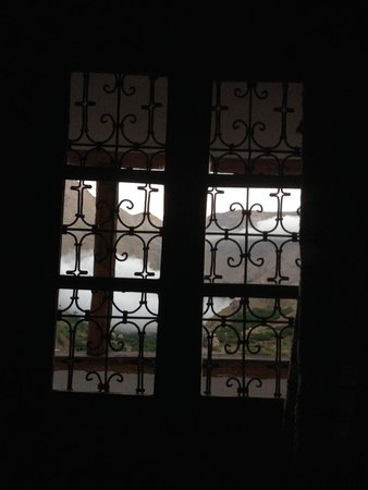 Douar Samra : The window in our room