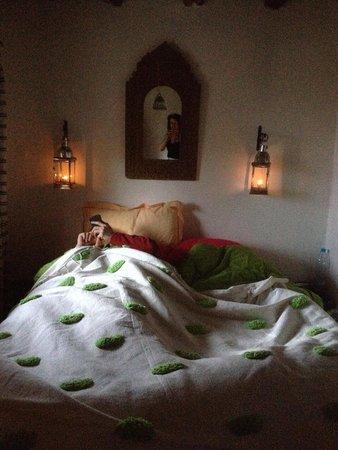 Douar Samra: Our bedroom
