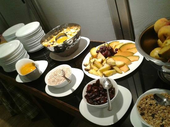 Regency Golf Hotel: Desayuno