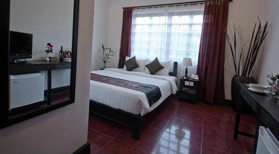 The Moon Boutique Hotel: Beatifully furnished room