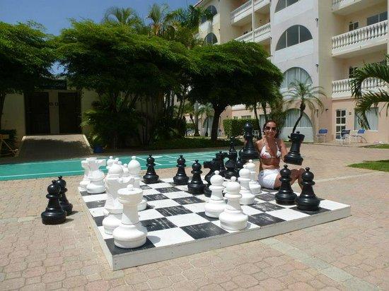 Tropicana Aruba Resort & Casino : Juego de ajedrez