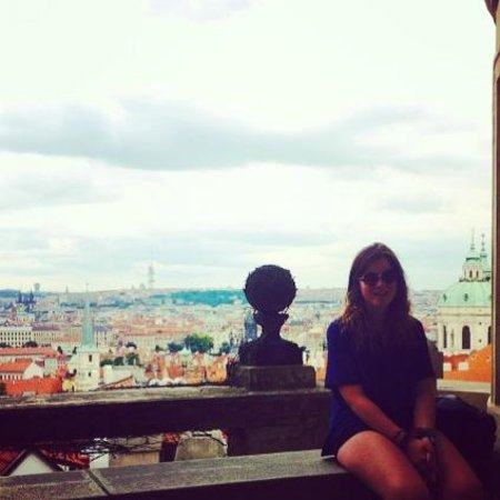 Prague Extravaganza Free Tour : Best view of the city