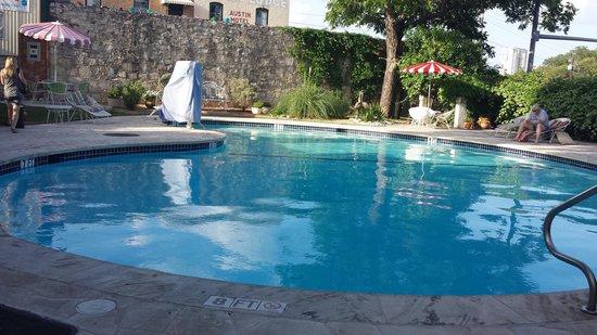 Austin Motel : The pool :)