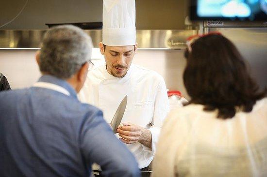 CUCINA Lorenzo de' Medici-Cooking School: 1