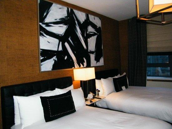 Ameritania Hotel: camera