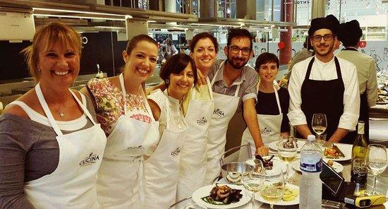 CUCINA Lorenzo de' Medici-Cooking School: 3