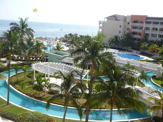 Iberostar Rose Hall Suites: view from our room