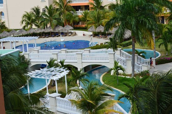 Iberostar Rose Hall Suites : another balcony view
