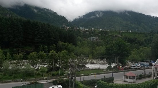 Rock Manali Hotel & Spa: The View From the Room