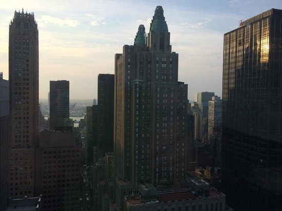 The Towers at Lotte New York Palace: View from Corner Suite