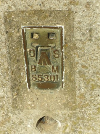 Painswick Beacon: Trig point information