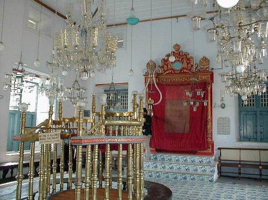 Paradesi Synagogue : Pardesi Synagogue