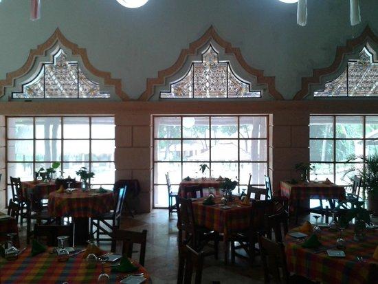 Iberostar Tucan Hotel : comedor