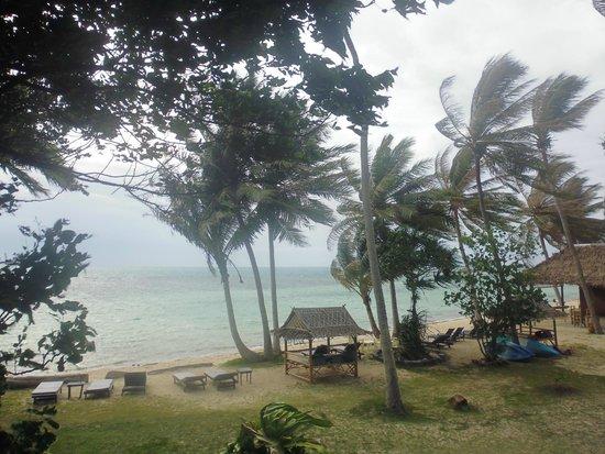 Blue Ocean Garden Beach Resort: Spiaggia
