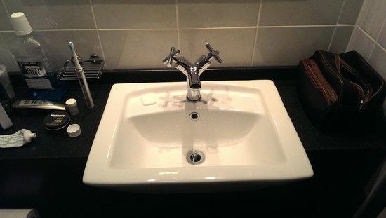 BEST WESTERN Lancashire Manor Hotel: Bathroom