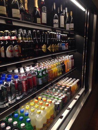 citizenM Amsterdam: Drinks