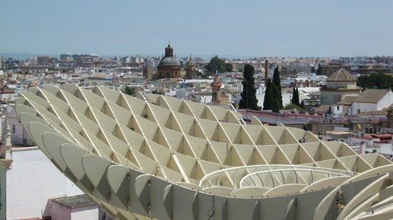 Metropol Parasol: Toda Sevilla para mirar