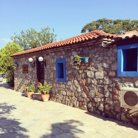 Ataol Tatil Ciftligi: Coban evleri