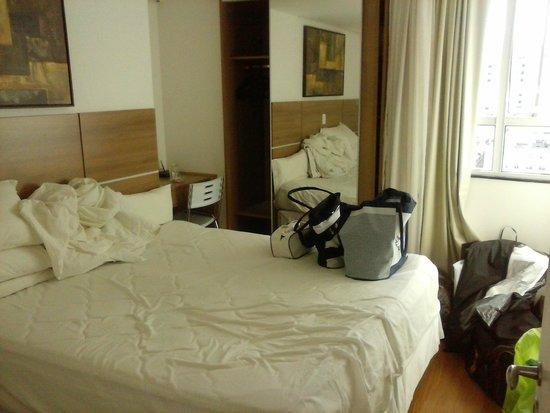Victory Suites : um dos quartos