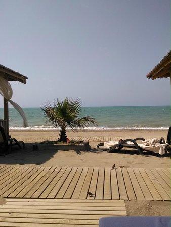 Gloria Golf Resort : Beach