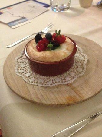 Hotel Tannbergerhof: dessert