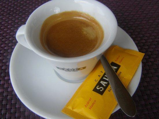 Tota Teca : café excellent