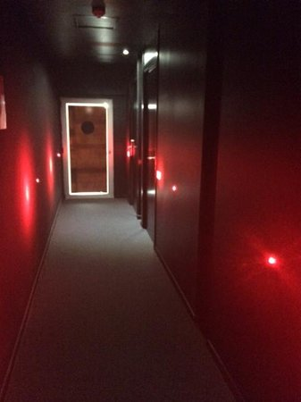 Hotel Acta Mimic: The hall