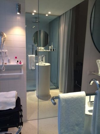 Hotel Acta Mimic: Our room