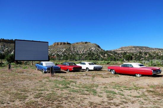 Shooting Star RV Resort: Drive In Theater