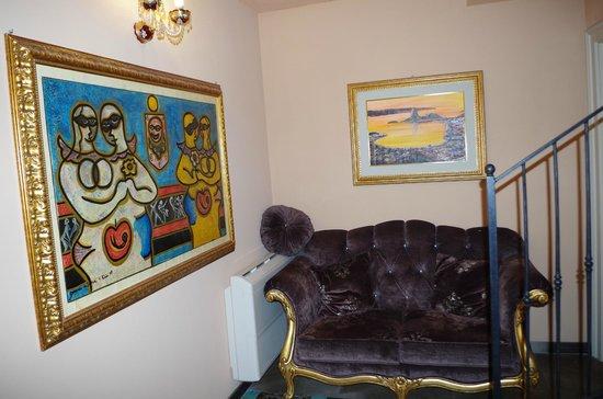 Grana Barocco Art Hotel & Spa: Coridor