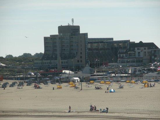 Carlton Beach: Prima Hotel aan zee.