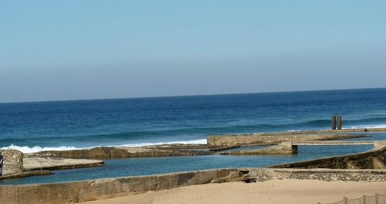 Salt Rock Hotel & Beach Resort : The wonderful tidal pool