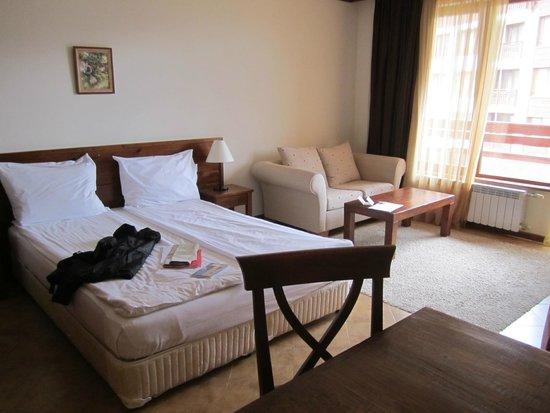 St. Ivan Rilski - Hotel, SPA & Apartments: Rummet