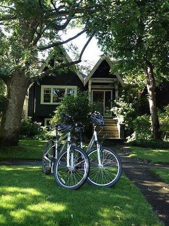 هاوس أون دونبار بي آند بي: Rent Bikes!