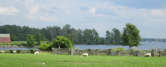 Upper Canada Village: Lovely pastoral scenes