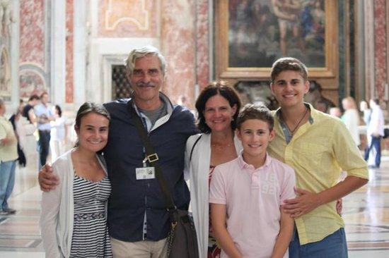 Easitalytours: with Massimo