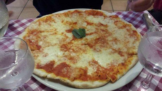 La Forchetta d'Oro : Pizza