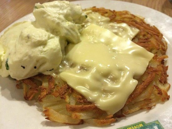 Marche : Potato Rosti - AWESOME!