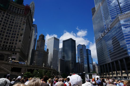 Chicago's First Lady Cruises: Big city