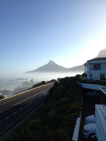 Azure Restaurant: Love this view