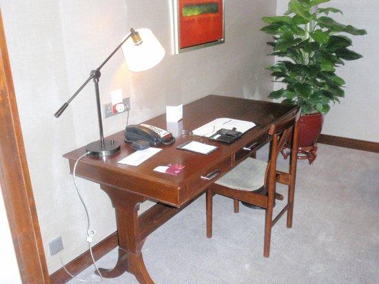 Marco Polo Hongkong Hotel: Office space